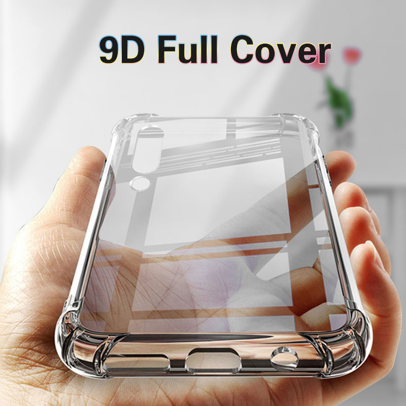 Clear Soft TPU <font><b>Case</b></font> For <font><b>Samsung</b></font> Galaxy A50 A30 A20 A10 <font><b>A70</b></font> A40 A60 A80 A90 ShockProof Cover M10 M20 M30 M40 <font><b>Silicone</b></font> <font><b>Case</b></font> Capa image