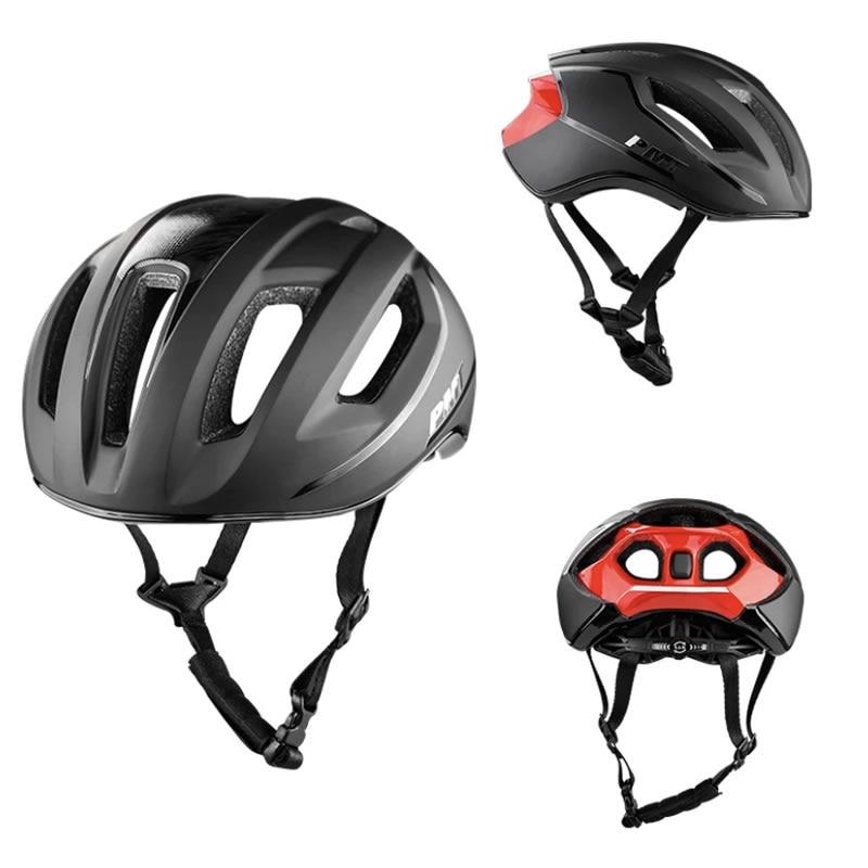 Image 5 - Pmt novo capacete de bicicleta integralmente moldado ciclismo capacete respirável estrada montanha mtb capacete da bicicletabicycle helmetcycling helmetbike helmet -