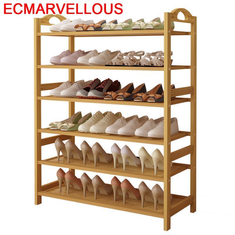Armario Almacenamiento Zapatera Porta Scarpe font b Closet b font Organizador De Zapato Meuble Chaussure Mueble