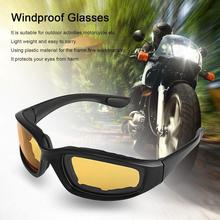 цены на High Quality Motorcycle Glasses Outdoor Sports Anti-UV Windproof Dustproof Waterproof Eyeglasses Goggles  в интернет-магазинах