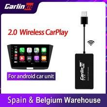 Carlinkit usb smart link Беспроводной android автомобильный