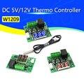 Javino W1209 DC 5V 12V Температура отопления охлаждения Термостат Температурный контроль Переключатель Регулятор температуры термометр термо конт...