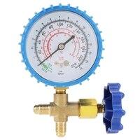 220Psi Air Conditioning Refrigerant Recharge Pressure Gauge Manometer|Outdoor Tools| |  -