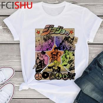 JoJo Bizarre Anime T-shirt