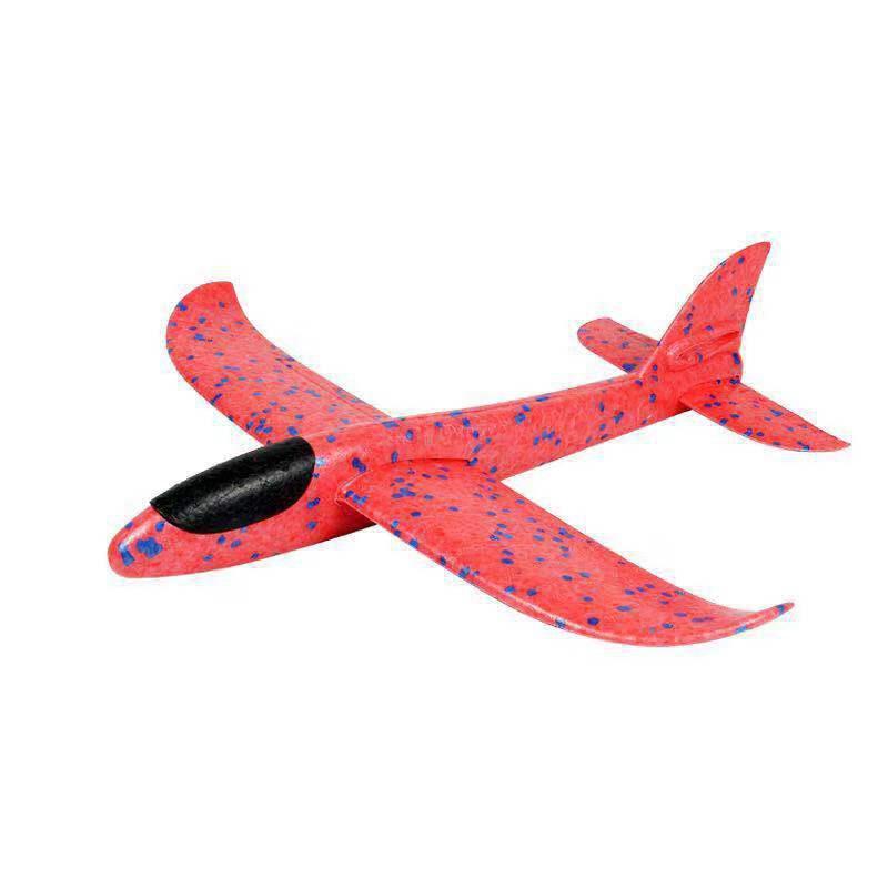 Большой 35 см ручной бросок самолет Летающий планер самолеты EPP самолет из пеноматериала модель вечерние сумки наполнители детские игрушки Открытый Запуск игра игрушка - Цвет: C