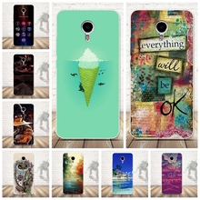 3D TPU Soft Cases for Funda Meizu M3 Note/Blue Charm Note3 C