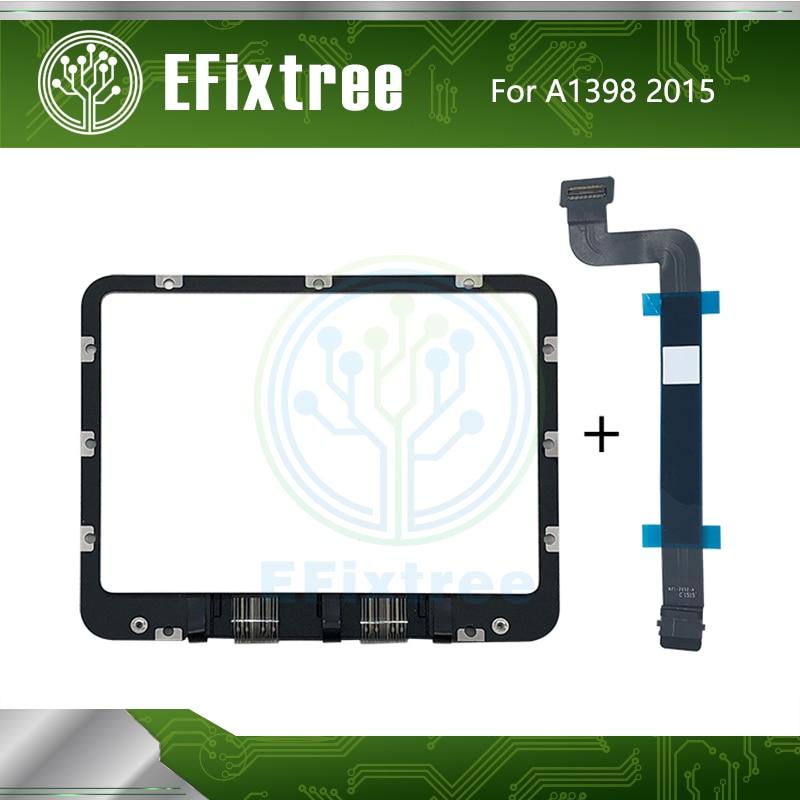 Original para Apple Início de 2020 Touchpad Touch Macbook Pro Retina 15 A1398 Trackpad Mjlq2 Emc 2835 Pad 810-5827-07 821-2652-a