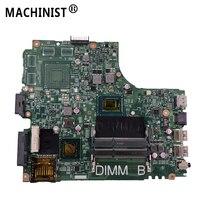 CN 0PTNPF PTNPF FOR DELL INSPIRON 3421 5421 laptop motherboard SR10A 1007U mainboard 12204 1 DNE40 CR PWB:5J8Y4 REV:A00