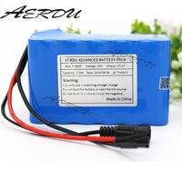 Baterias de lítio do bloco da bateria do li-íon de aerdu 24 v 7.5ah 6s3p 25.2 v para a broca etc do brinquedo do trotinette de ebike da bicicleta do motor bonde com bms