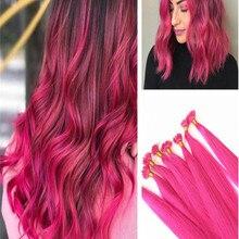 VSR европейские волосы днище 50 прядей 100 прядей машина сделанная Remy Fusion плоские кончики волос 1 г/прядь кератиновые кончики волос для наращивания