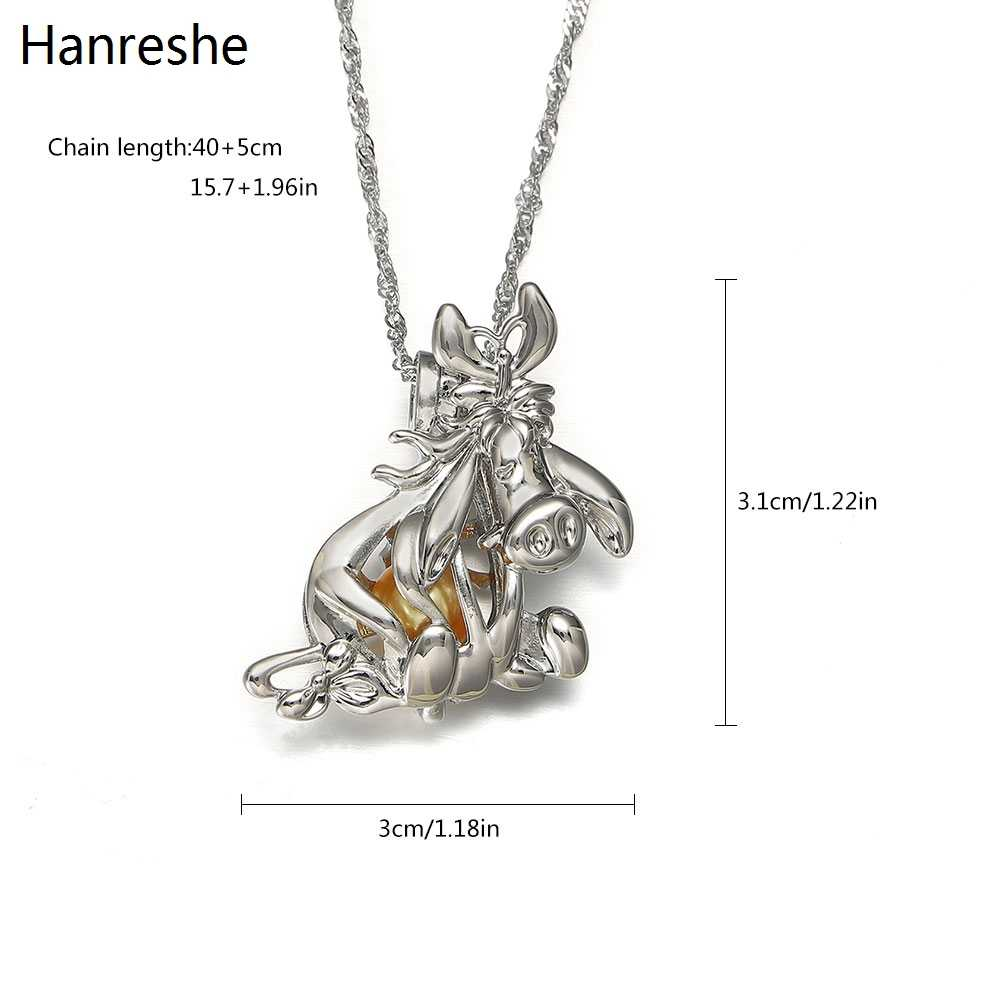Eeyore Piglet /& Tigger Childs Necklace Baby Winnie the Pooh