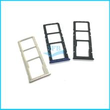 Для huawei Y9 /Enjoy 8 Plus держатель лотка для sim-карты слот карты Micro SD адаптер