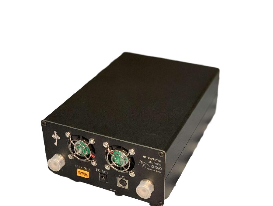 KP990 100W Power Amplifier For KN-850 KN-990 FT-817 FT-818  KX3  HF Amateur Ham Radio Transceiver
