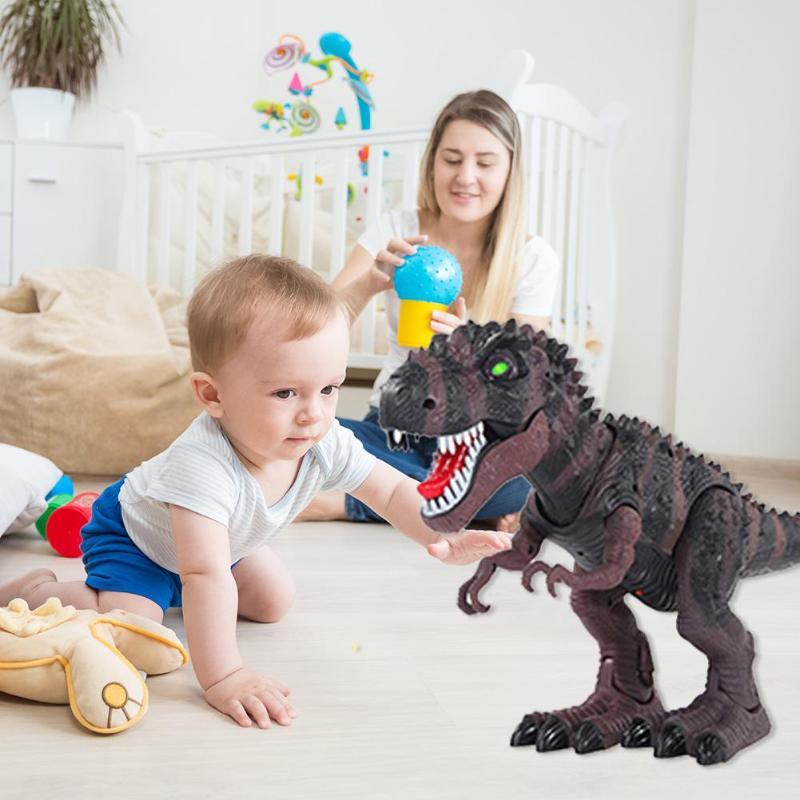 Crianças brinquedo do robô do balanço do
