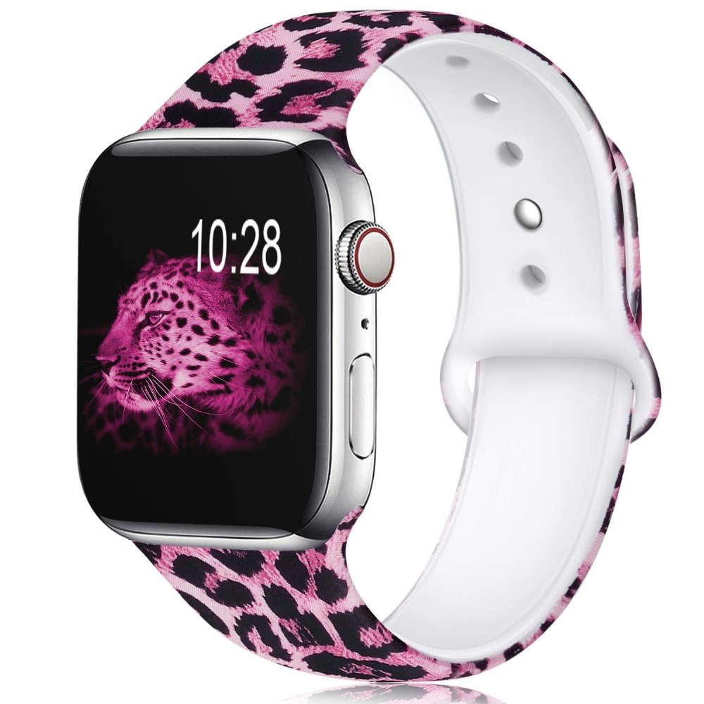 Floral Band for Apple Watch 312