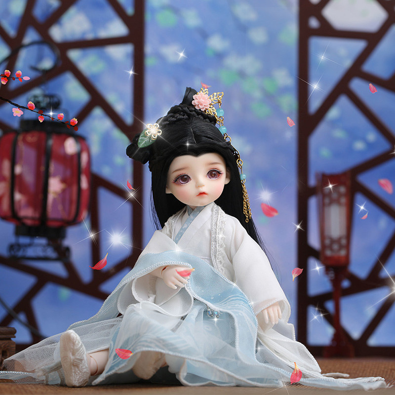 LCC Cotton Ayane Cream BJD YOSD Doll 1/6 Body Model Boys Or Girls Resin Figure High Quality Resin Gift Shop Luodoll