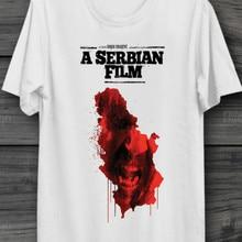 2019 Short Sleeve O-Neck A Serbian Film Horror Movie Poster Sadist Cinema Torture Cult Unisex T Shirt cool shirts simo matavulj uskok serbian edition