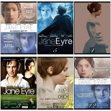 Jane Eyre Movie Home Decorative Painting White Kraft Paper Poster 42X30cm talk to her movie home decorative painting white kraft paper poster 42x30cm