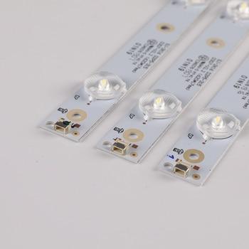 New Kit 3 PCS 7LED(3V) 620mm LED backlight strip for KDL-32R330D 32PHS5301 32PFS5501 LB32080 V0 E465853 E349376 TPT315B5 32LJ500 new 20 pcs lot 9led led backlight strip for kdl 40r350b 40pft5300 40pfk4509 lb f3528 gj40409 h b lbm400p0901 lb40013 v0 04