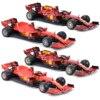 Bburago 1:18 2020 SF1000 #5 #16 F1 Racing Formula Car Static Simulation Diecast Alloy Model Car