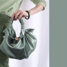 NEW Lady big bag Women's Designer Handbag 2019 Fashion New Clutch High-quality Velvet Women bag Chain Shoulder Messenger bag new arrival genuine leather women messenger bag designer high quality clutch bag fashion women real leather handbag shoulder bag