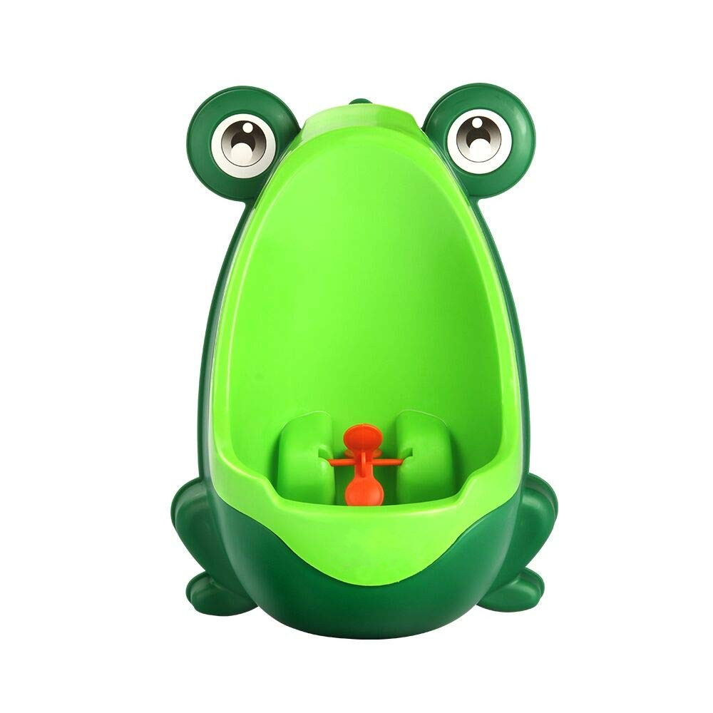 ChildKing Boy Urinal Training Device Baby Urinal Training Frog Urinal Baby Toilet New Toilet Training  Boy Urinating Animal Mode