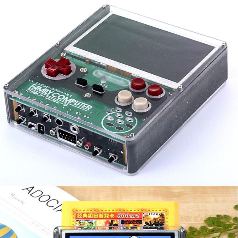 3 цветной экран Портативное игровое устройство DDR2 512M + 16G 2500mAh RG350 ips игры ретро консоль Карманный геймпад поддержка 128G TF - 2