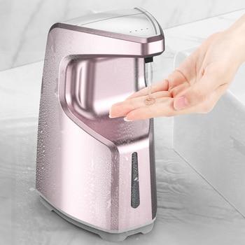 Soap Dispenser Smart Sensor Soap Foam Wall Mounted Touchless Infrared Automatic Soap Liquid Dispenser Pump For Kitchen Bathroom цена 2017
