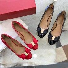 Schwarz Frühling Herbst Luxus Marke Flache Frauen Schuhe 2021Designer Schuhe Apricot Heels Rot Arbeit Beruf Stick Pumpen Mode Maultiere