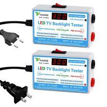 בית LED טלוויזיה תאורה אחורית בוחן פלט 0 300V מנורת חרוז LCD תצוגה דיגיטלית רצועות