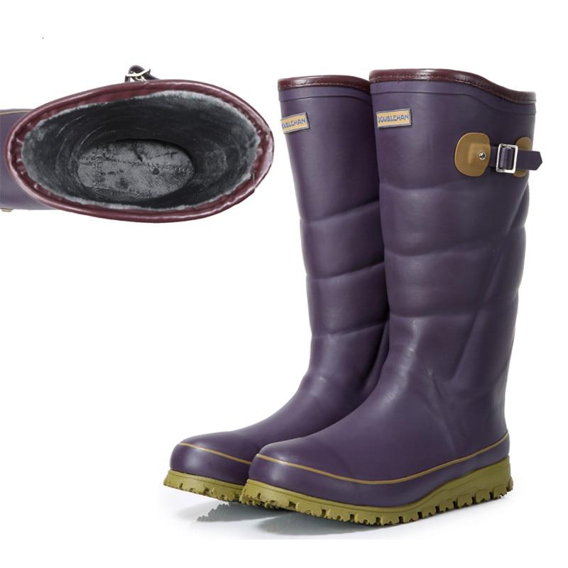 New Warm Winter Ice Fishing Snow Boots  5
