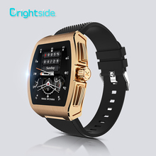 Smart-Watch Heart-Rate-And-Blood-Pressure-Monitor Fitness Waterproof Brightside-C1 Android