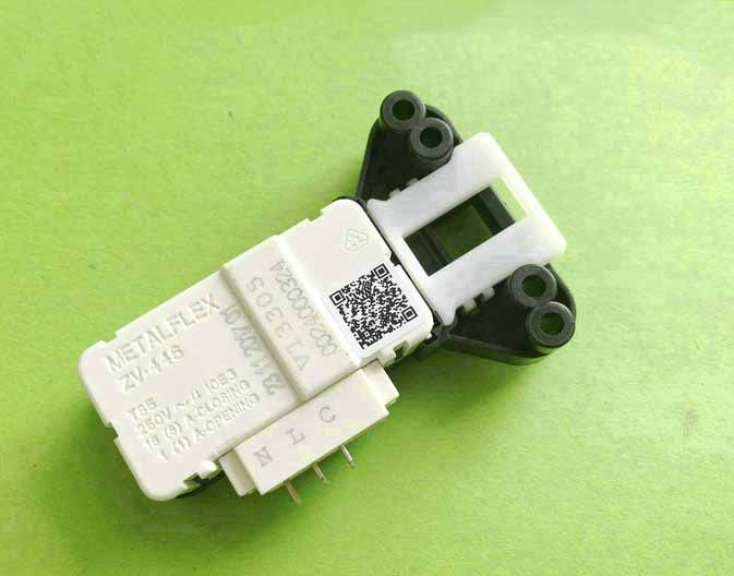 New For Electronic Door Lock Delay Switch 0024000324 Electronic Door Lock ZV-446