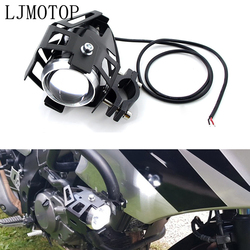 Reflektory led motocyklowe U5 12V dekoracyjna lampa reflektor do triumph SPEEDMASTER SPRINT GT SPRINT RS SPRINT ST/RS SRINT ST
