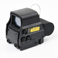 Sight 558 Red/Green Dot And QD Mount Special Fast Detachable Red Dot For Metal Holographic Sight