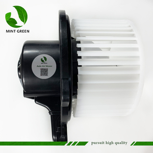 Image 5 - AC מיזוג אוויר דוד חימום מאוורר מפוח מנוע עבור יונדאי ישן Tusson 15 עבור יונדאי הסונטה NF NFC מפוח מנוע 97113 2E060