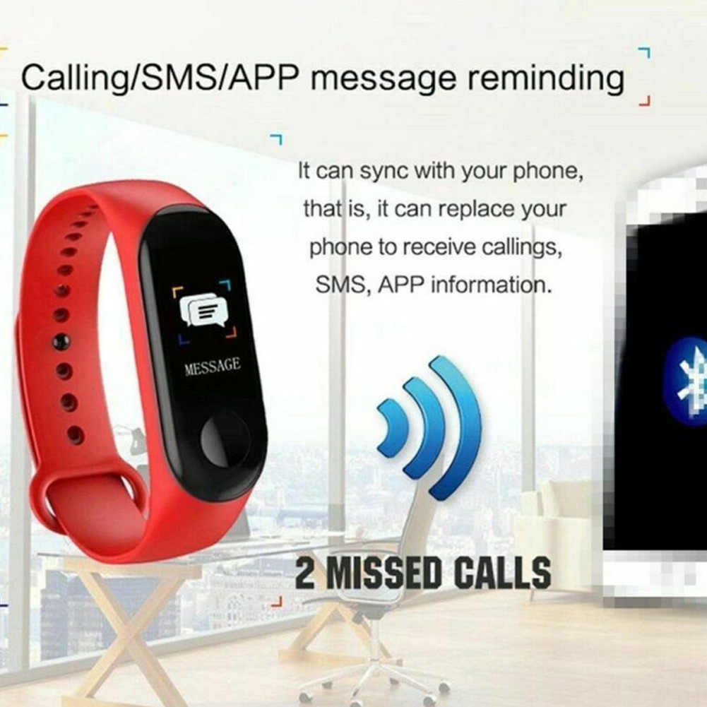 Relógio inteligente pulseira pulseira pressão arterial monitor de monitoramento de fitness du55