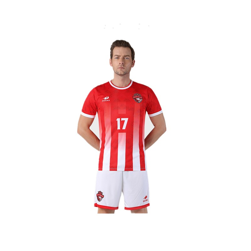 19 Sublimation Custom Soccer Jersey Sets Football Wear Mens Camisetas De Futbol Adults Personalizadas Kits