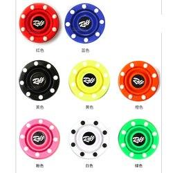 8 видов цветов на выбор, оптовая продажа, хоккейные шайбы, мячи для катания в помещении, на роликах, для занятий спортом, хорошее качество