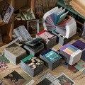 366 blätter Vintage Material Papier Mini Scrapbooking/Karte, Der/Journaling Projekt DIY Dekoration Tagebuch Retor LOMO Karten