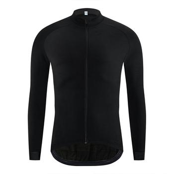 Chaqueta térmica de invierno para hombre, ropa de ciclismo negra de invierno...