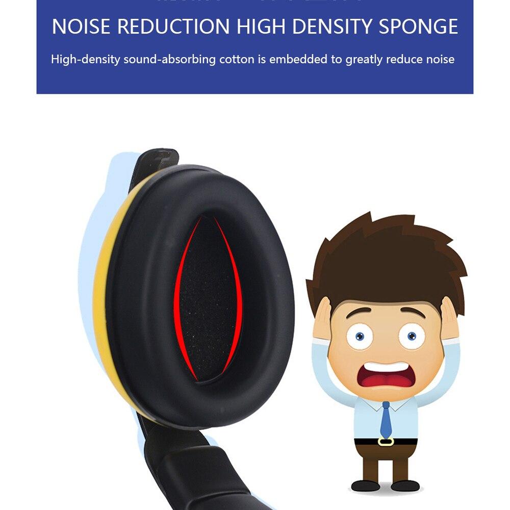 Girls Boys Ear Muffs Ear Defenders Noise Reduction Protectors for Kids Infant