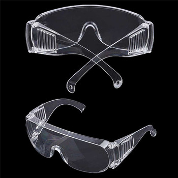 Protective Glasses Safety Goggles Anti-Splash Wind-Proof Work For Proof Research - discount item  21% OFF Workplace Safety Supplies