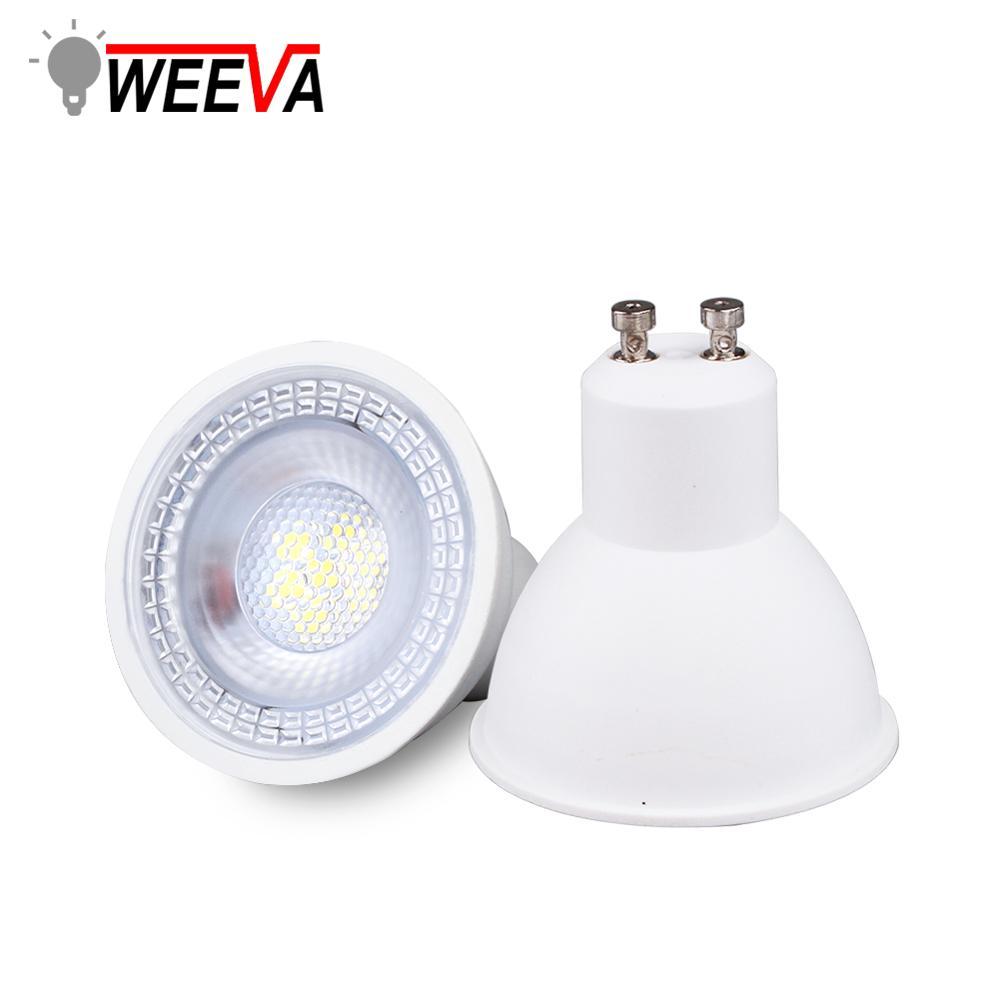 Led Spotlight Bulb 6W MR16 GU10 SMD 2835 Lampara 12V 110V 220V Indoor Energy Saving Table Home Decoration Ampoule Diode Light