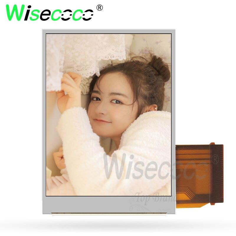 2.4 pouces oled 240*320 ips écran avec cadre, 61 broches pour téléphone portable mobile pos affichage C0240QGLG-T