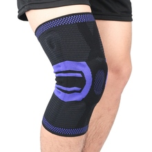 Outdoor Protector Knee Pad Sleeve Breathable Sport Basketball Running Football Leg Gym Fitness Sportswear Accessories