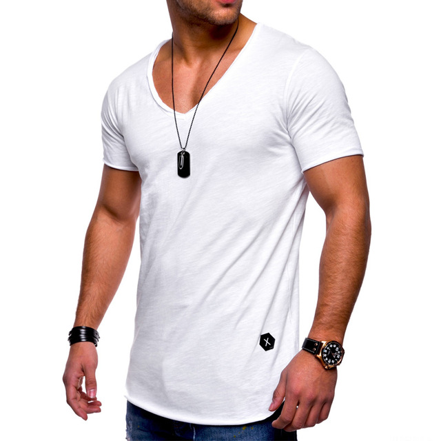 New-2020-Summer-Men-s-T-Shirt-Solid-color-Cotton-Comfortable-Mens-Short-sleeve-Fashion-Casual.jpg_640x640 (5)