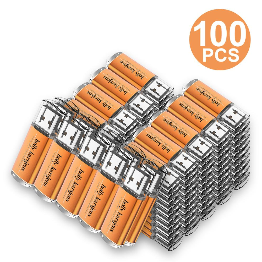 J-boxing 100X 64MB 256MB USB Flash Pen Drive Printed Custom Logo Rectangle Engraved Personalize Name USB Stick Computer Tablet