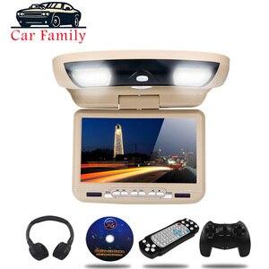 9 inch Car Monitor Roof Ceilin