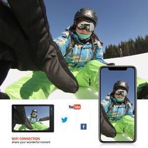 Image 5 - SJCAM SJ8 Pro Action Camera 4K 60FPS WiFi Remote Helmet Camera Ambarella Chipset 4K@60FPS Ultra HD Extreme Sports DV Camera